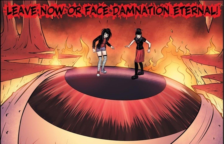 Vignette des «Exorsisters».